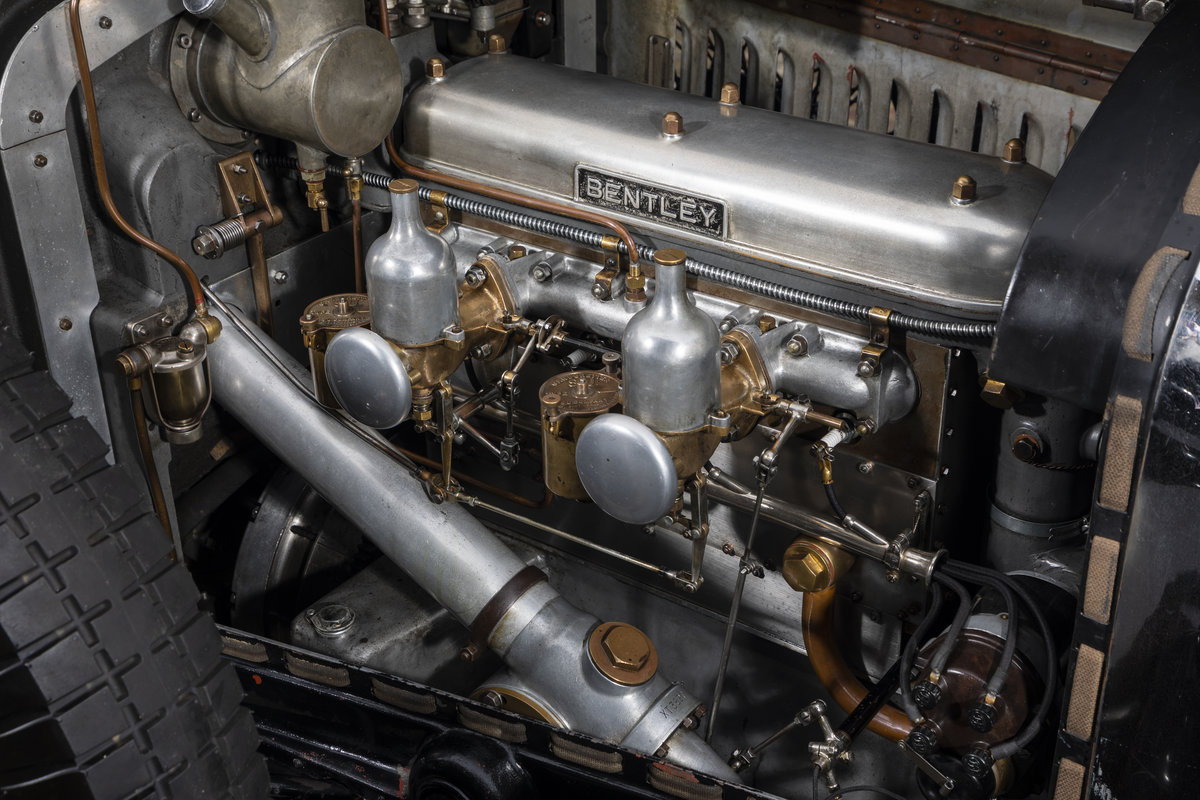 1931 Bentley 4 12 Litre Sportmans Coupe For Sale (picture 11 of 12)