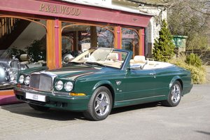 Bentley Azure Mulliner LHD. January 2001 For Sale