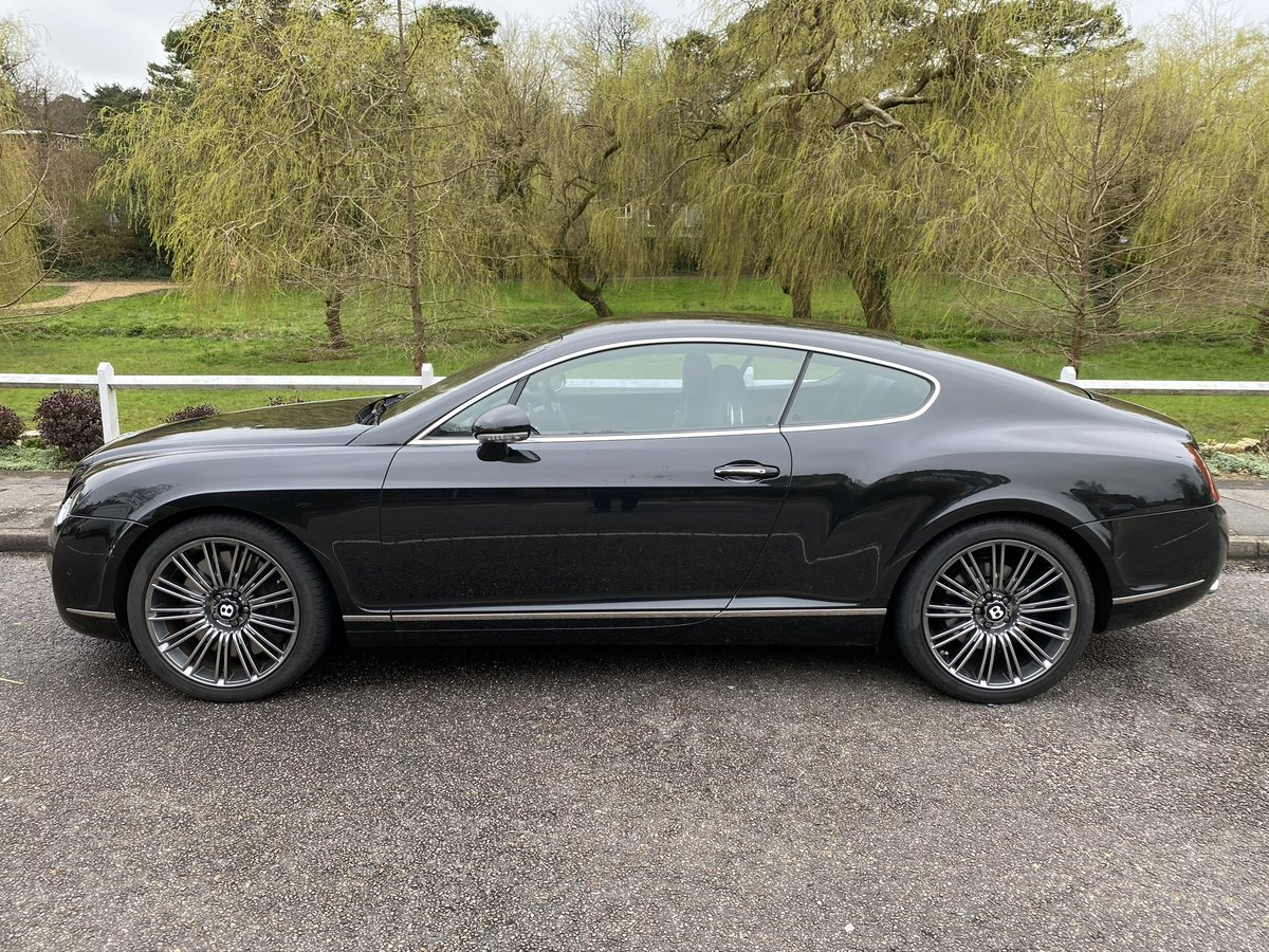 2006 Bentley GT Mulliner For Sale (picture 2 of 6)