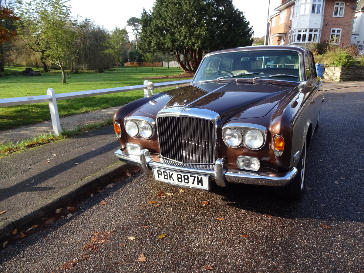 1974 Bentley T1 Auto Saloon For Sale (picture 6 of 6)