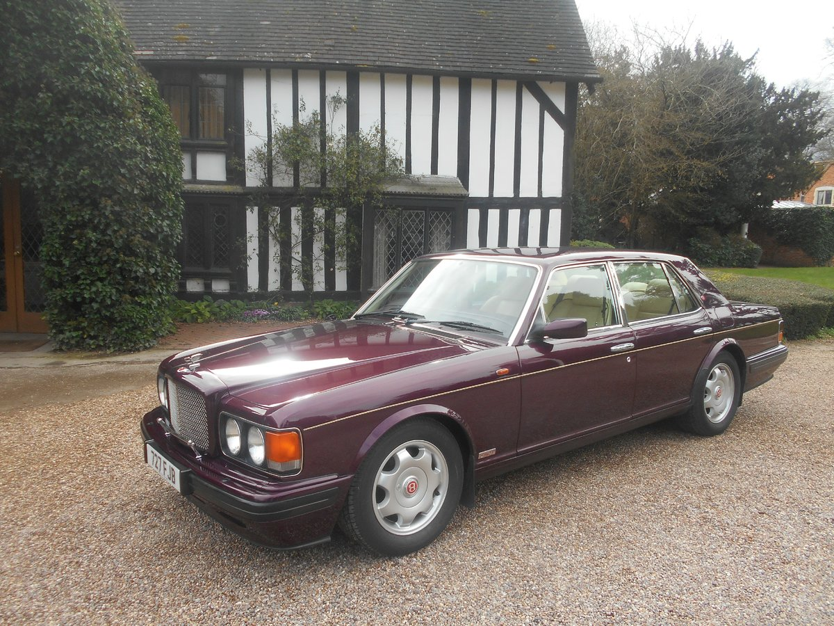 1996 A very special Bentley indeed ! For Sale (picture 1 of 6)