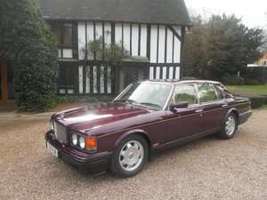 1996 A very special Bentley indeed !