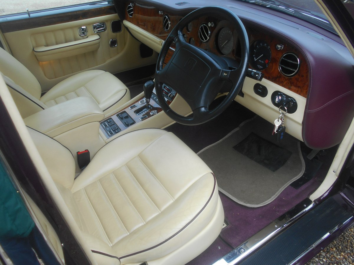 1996 A very special Bentley indeed ! For Sale (picture 3 of 6)