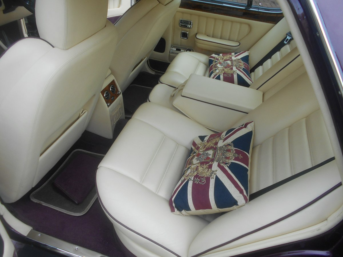 1996 A very special Bentley indeed ! For Sale (picture 4 of 6)