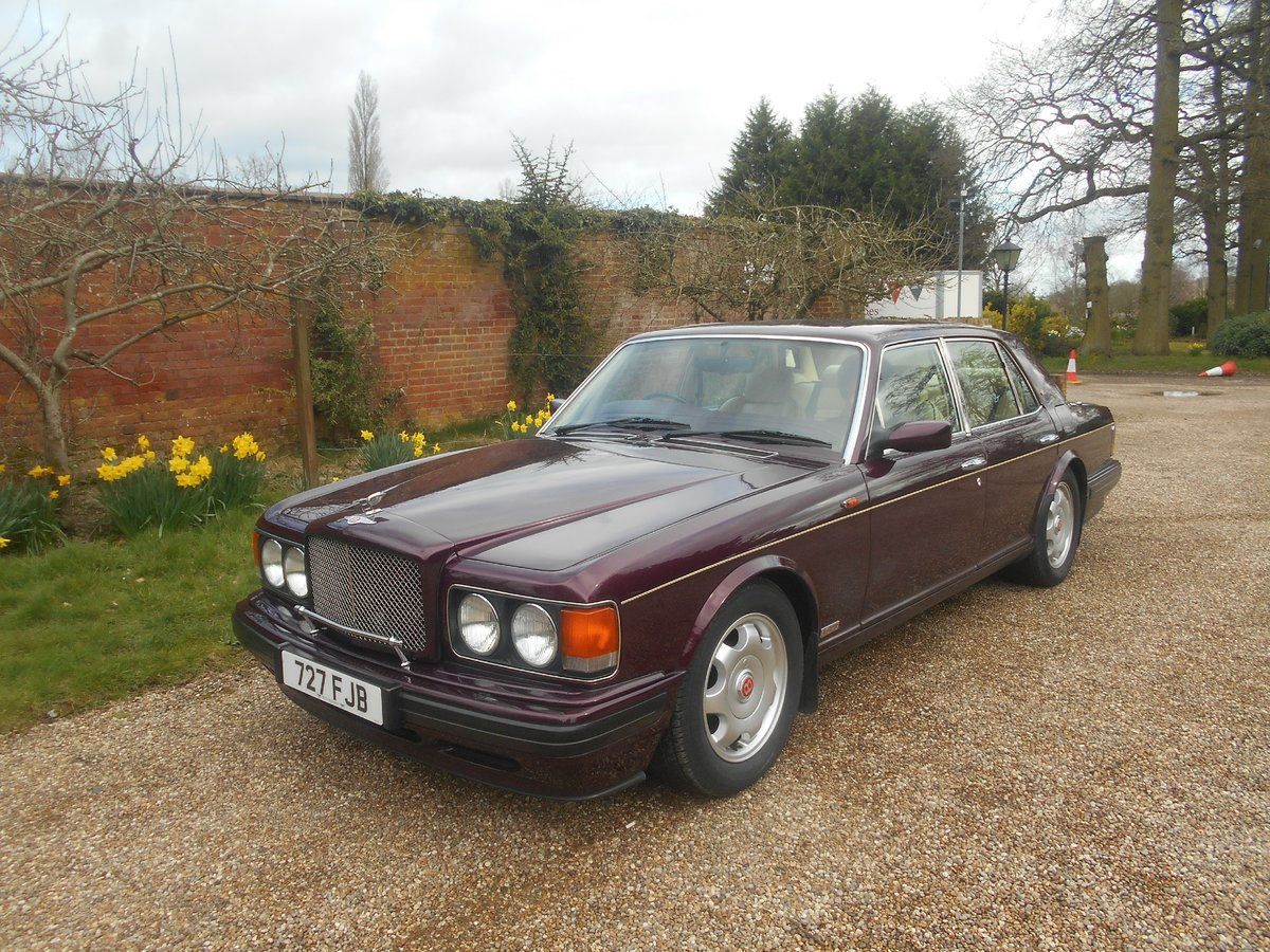 1996 A very special Bentley indeed ! For Sale (picture 6 of 6)