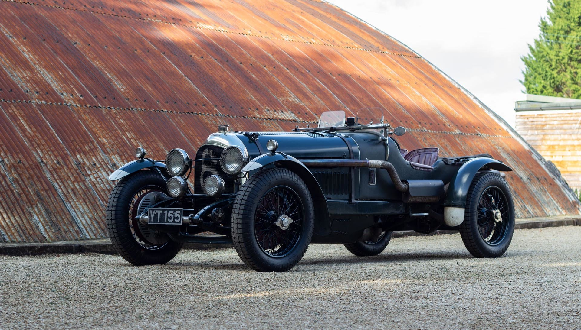 1927 Bentley 3/8 Litre Special For Sale (picture 1 of 6)