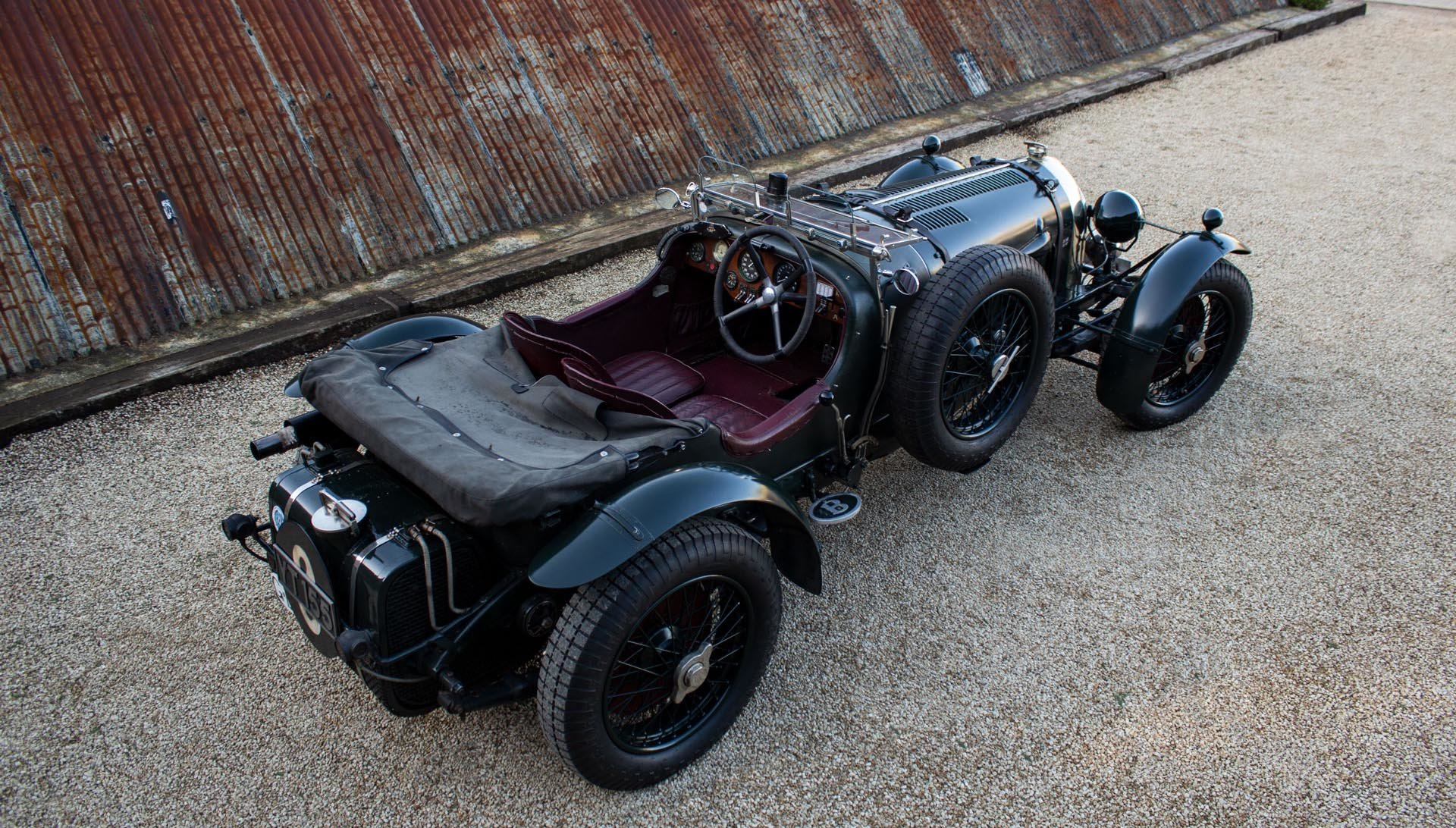 1927 Bentley 3/8 Litre Special For Sale (picture 2 of 6)