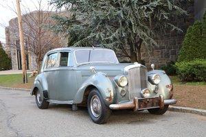 # 22719  1951 Bentley R-Type Left-Hand-Drive