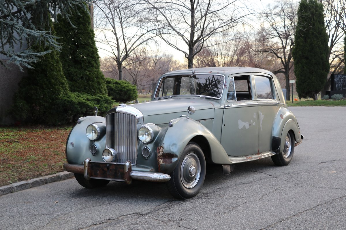 # 22719  1951 Bentley R-Type Left-Hand-Drive For Sale (picture 2 of 6)
