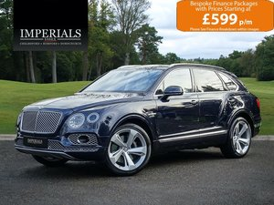 2017 Bentley  BENTAYGA  W12 5 SEATER VAT Q AUTO  114,948