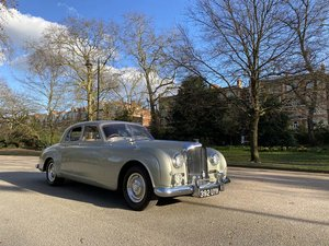 1958 Bentley S1 Continental by James Young For Sale