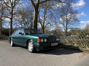 1995 Bentley Turbo S No 25 of 60 Known to us since new SOLD