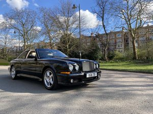 1999  Bentley Continenal SC 1 of 25 RHD Concours Condition