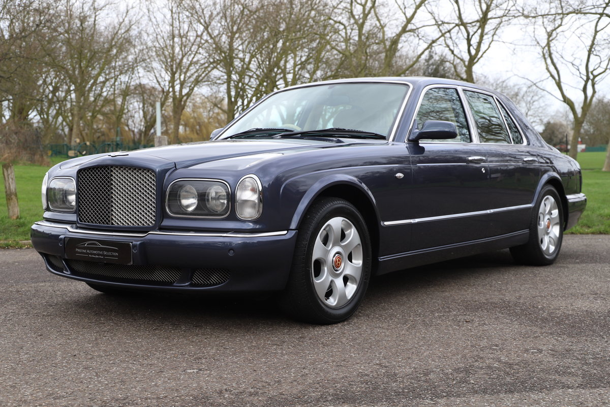 2000 Bentley Arnage 6.8 Red Label (IMMACULATE) SOLD (picture 2 of 6)