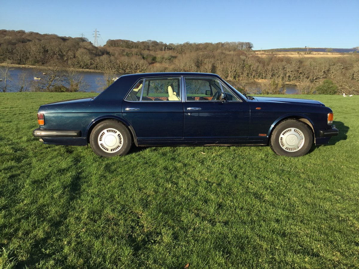 1990 Superb Bentley price reduced for quick sale  SOLD (picture 1 of 6)
