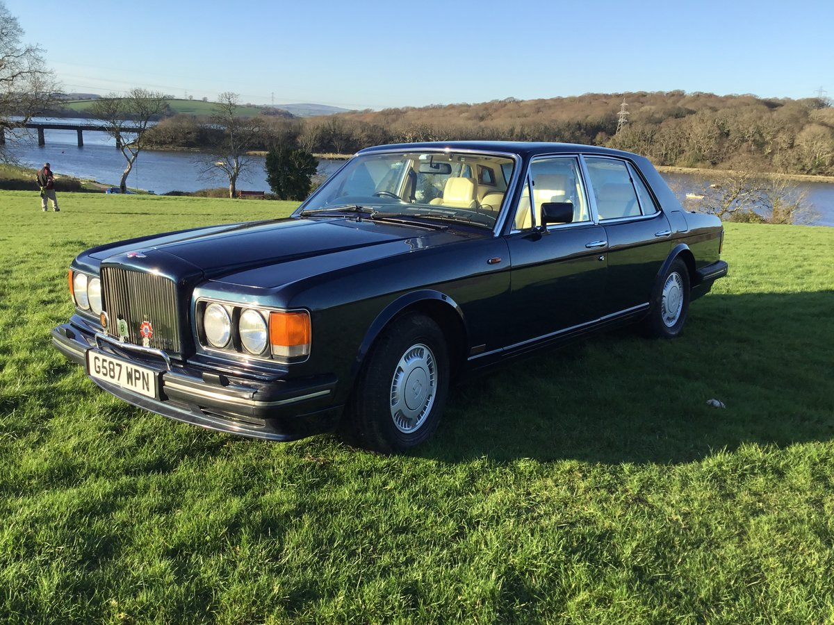 1990 Superb Bentley price reduced for quick sale  SOLD (picture 2 of 6)
