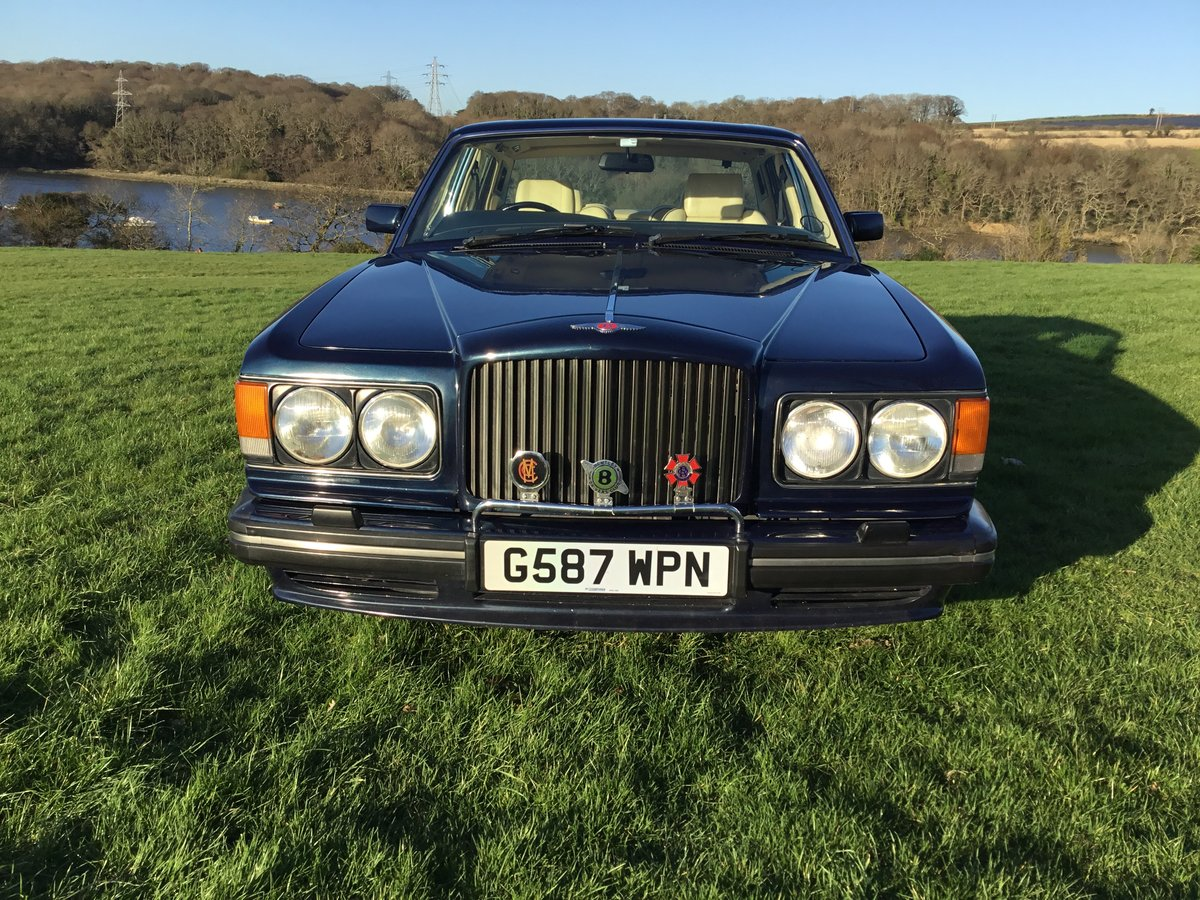 1990 Superb Bentley price reduced for quick sale  SOLD (picture 6 of 6)