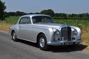 1957 Bentley S1 Continental Park Ward Coupe For Sale
