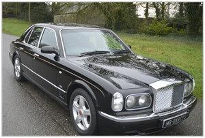 2001 Bentley Arnage Le Mans