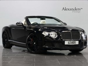 14 14 BENTLEY CONTINENTAL GTC SPEED