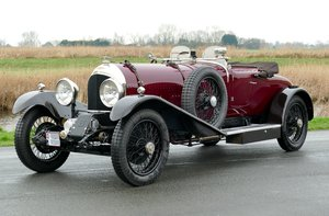 Bentley 3.5 Ltr Blower Special 1935