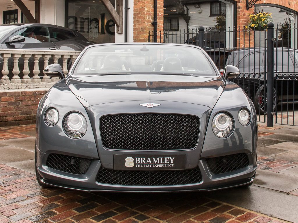 2015 Bentley    Continental GT V8 S Cabriolet Concours Series Bla For Sale (picture 3 of 18)