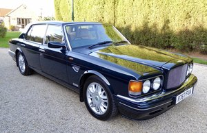 1998 Bentley Brooklands R Mulliner 1 owner 36K miles FSH