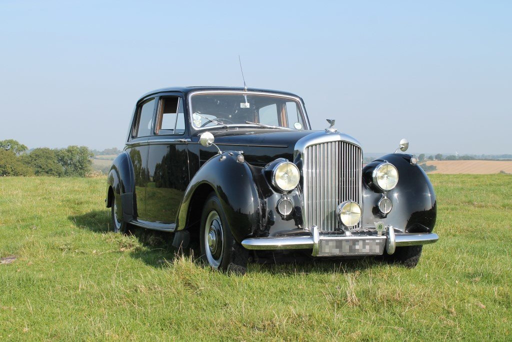 1952 Bentley Mk VI  4.5 Manual Big Bore Engine - POA For Sale (picture 1 of 6)