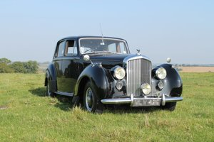 1952 Bentley Mk VI  4.5 Manual Big Bore Engine - POA
