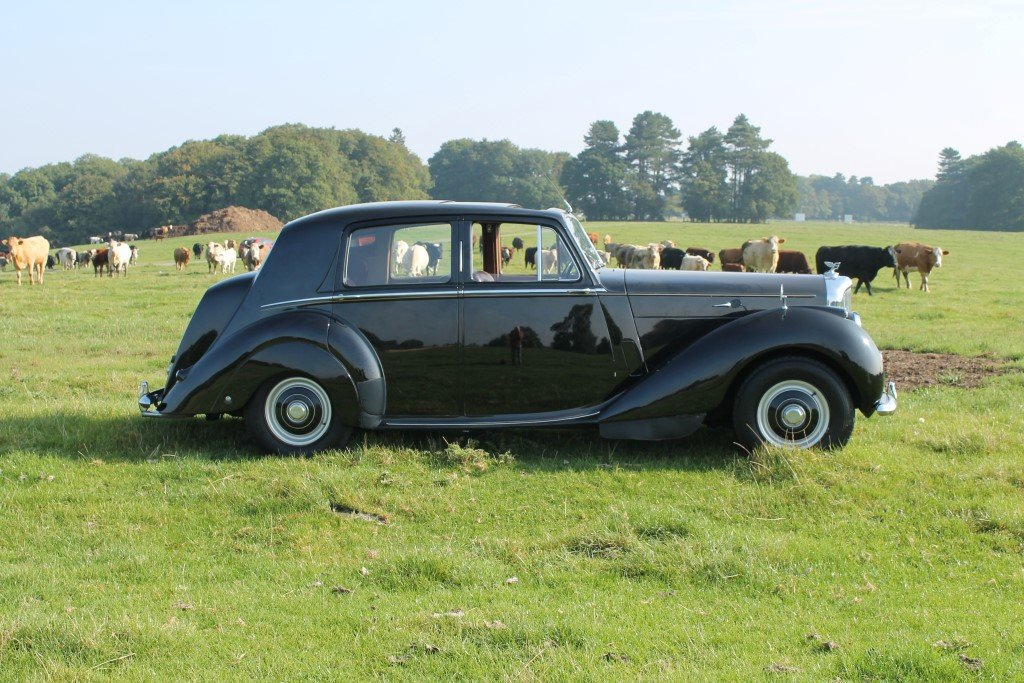 1952 Bentley Mk VI  4.5 Manual Big Bore Engine - POA For Sale (picture 2 of 6)