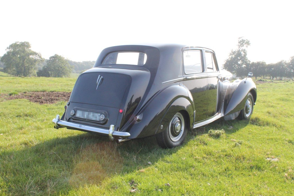 1952 Bentley Mk VI  4.5 Manual Big Bore Engine - POA For Sale (picture 3 of 6)