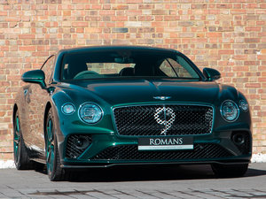2019 Bentley Continental Number 9 Edition For Sale