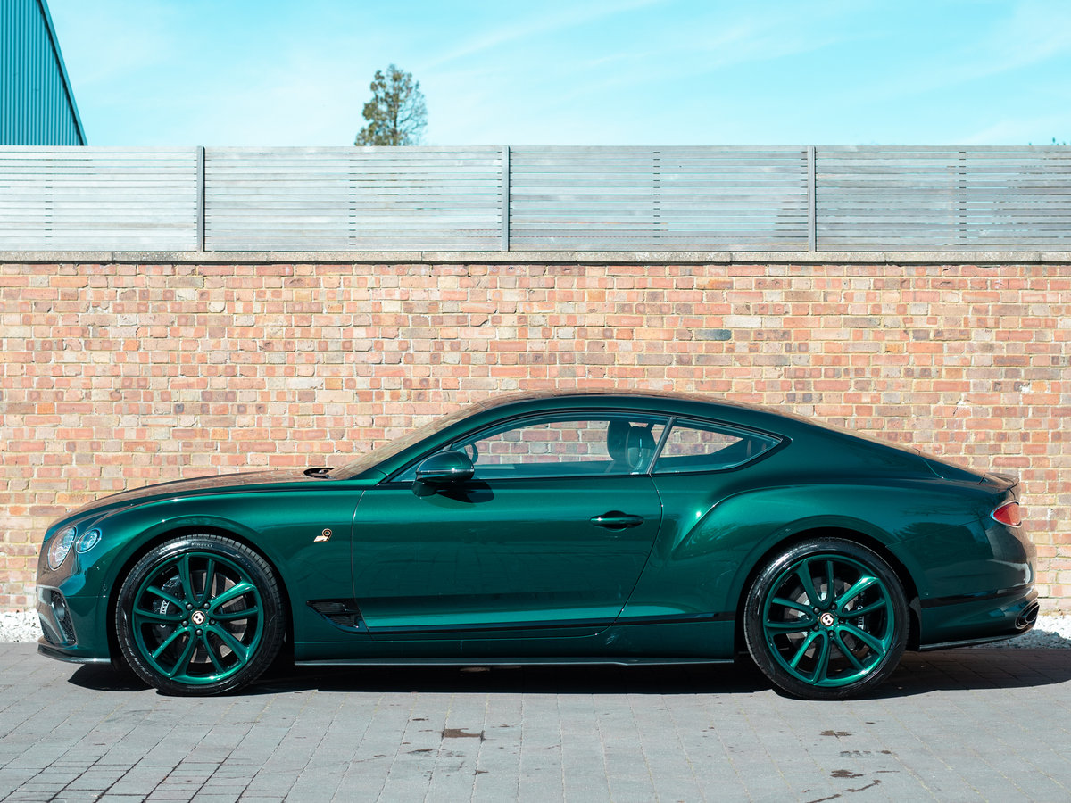 2019 Bentley Continental Number 9 Edition For Sale (picture 2 of 6)