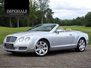 Bentley  CONTINENTAL GTC  CABRIOLET AUTO  29,948