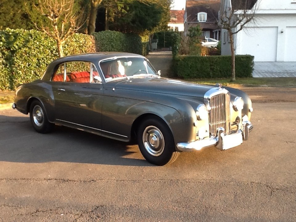 1956 Bentley Continental S1 Coupe by Park-Ward For Sale (picture 1 of 6)