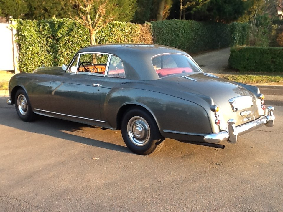 1956 Bentley Continental S1 Coupe by Park-Ward For Sale (picture 2 of 6)