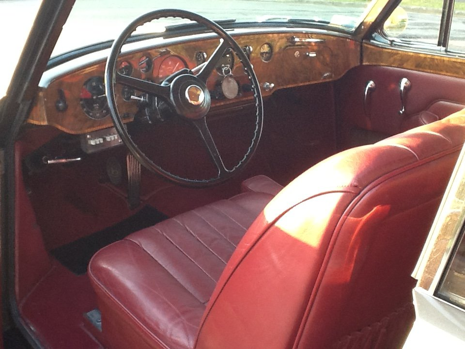 1956 Bentley Continental S1 Coupe by Park-Ward For Sale (picture 3 of 6)