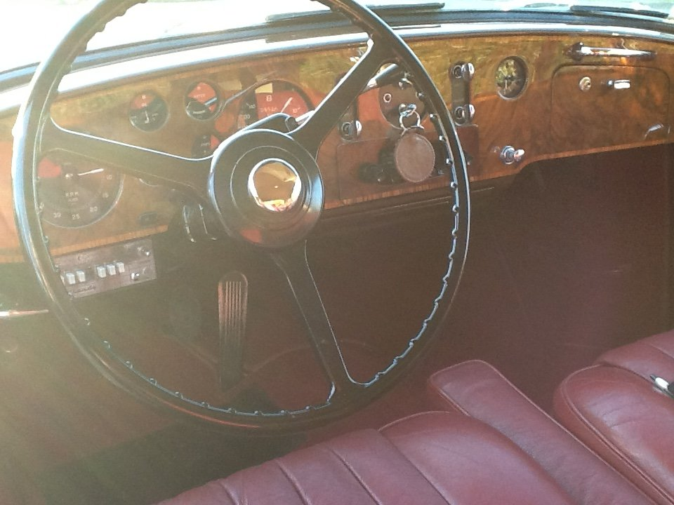 1956 Bentley Continental S1 Coupe by Park-Ward For Sale (picture 4 of 6)