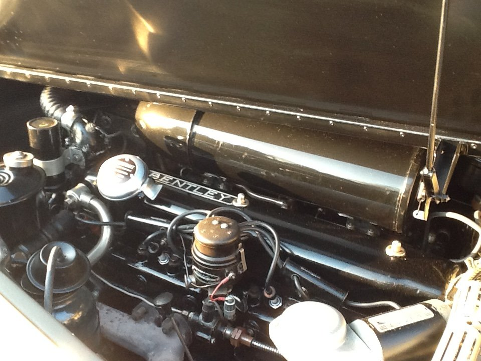 1956 Bentley Continental S1 Coupe by Park-Ward For Sale (picture 5 of 6)
