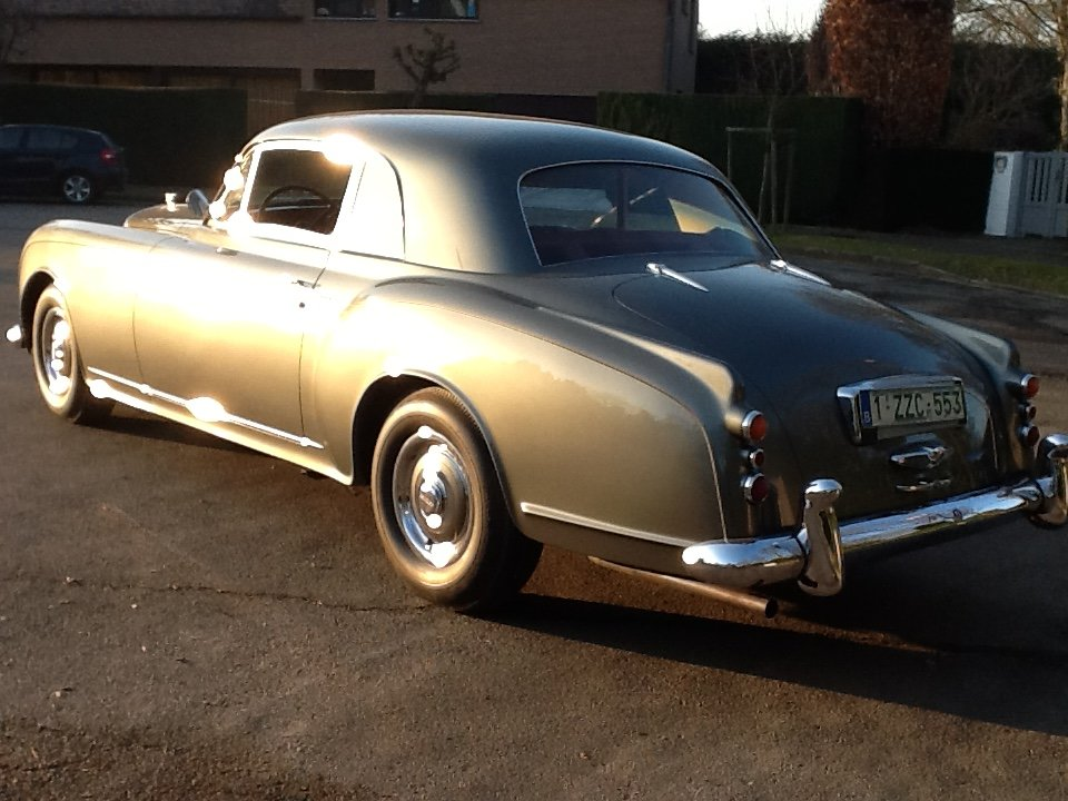 1956 Bentley Continental S1 Coupe by Park-Ward For Sale (picture 6 of 6)