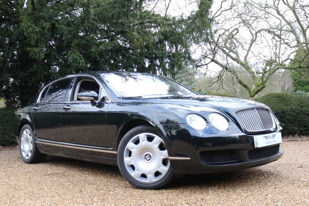 2005 BENTLEY CONTINENTAL FLYING SPUR For Sale (picture 1 of 5)