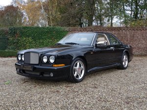 1999 Bentley Continental SC one of only 48 LHD made!
