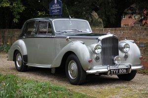 1954 Bentley R-type £24,995 103,000 miles