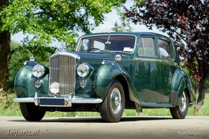 1951 Excellenmt Bentley Mk6 manual