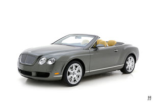 2009 BENTLEY CONTINENTAL CONVERTIBLE For Sale