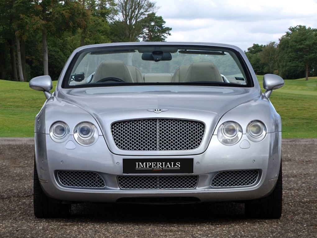 2007 Bentley  CONTINENTAL GTC  CABRIOLET AUTO  29,948 For Sale (picture 8 of 19)