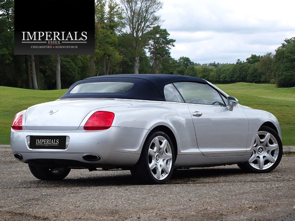 2007 Bentley  CONTINENTAL GTC  CABRIOLET AUTO  29,948 For Sale (picture 18 of 19)