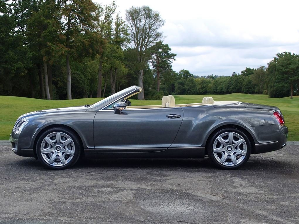 2008 Bentley  CONTINENTAL GTC  MULLINER CABRIOLET AUTO  39,948 For Sale (picture 2 of 24)