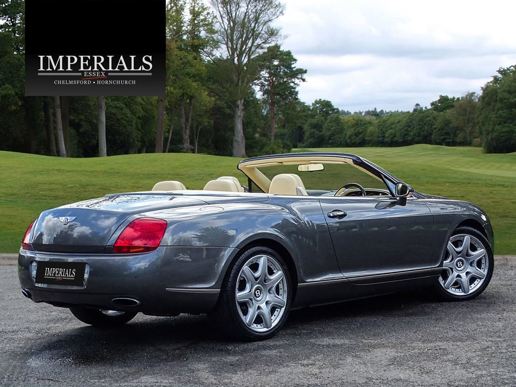 2008 Bentley  CONTINENTAL GTC  MULLINER CABRIOLET AUTO  39,948 For Sale (picture 4 of 24)