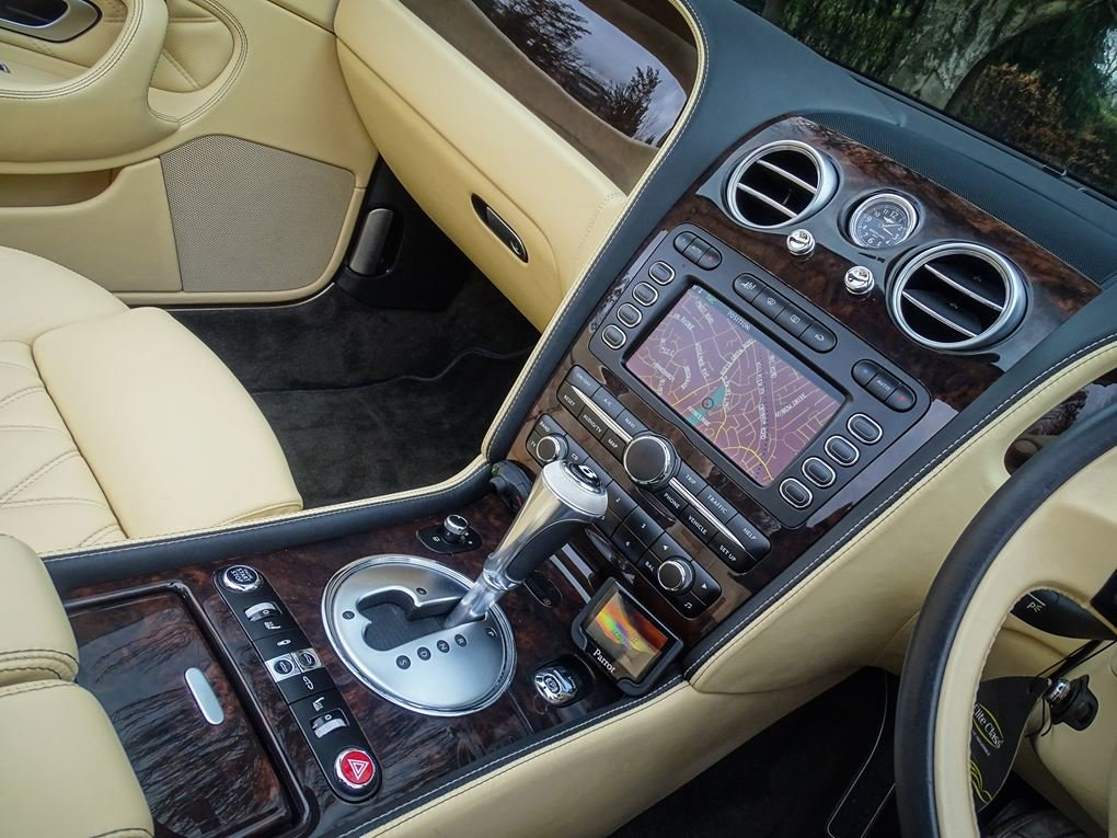 2008 Bentley  CONTINENTAL GTC  MULLINER CABRIOLET AUTO  39,948 For Sale (picture 6 of 24)